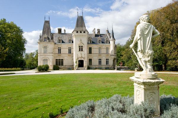 16270 Nieul, Château-Hôtel