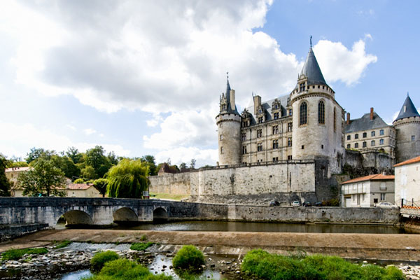 16110  Château De La Rochefoucault