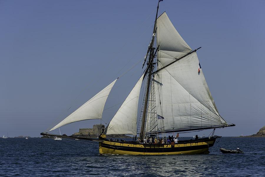 Saint-Malo  35400 Vieux Grément Dans La Baie