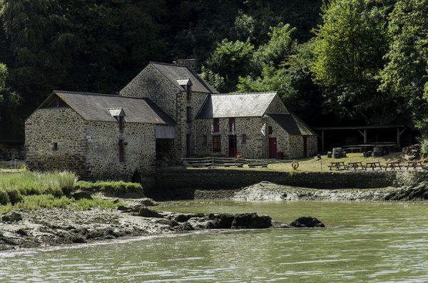 La Vicomté Sur Rance 22690 Le Moulin à Marée Du Prat.