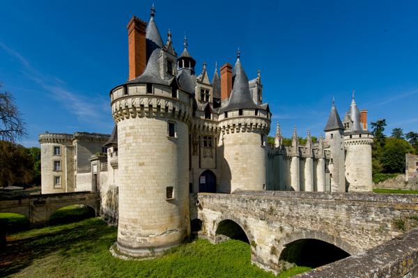 86130 Dissay-le-Château. Résidence Des évèques De Poitiers Au XVème Siècle.