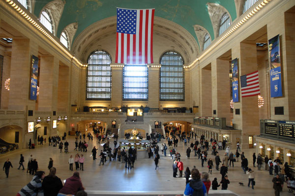 USA NEW-YORK MANHATTAN GRAND CENTRAL STATION