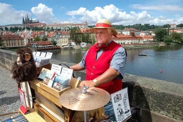 Tchécoslovaquie – Pragues