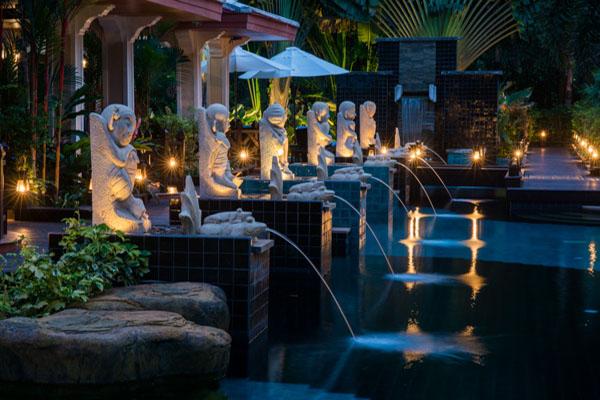 Baie De Khlong Phrao - Hôtel Panviman.