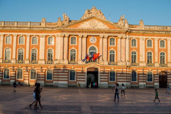 Place Du Capitole.