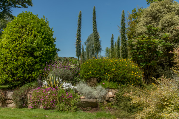 Penvénan, Jardins Du Pellinec.